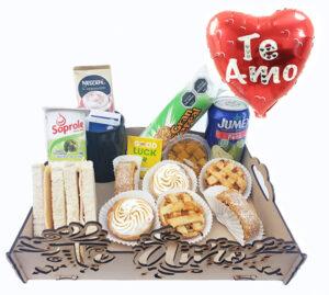 Desayuno sorpresa Amor